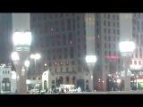 Ночной намаз в Медине.